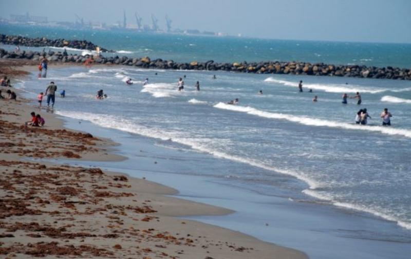 No morirás ahogado, esta es la respuesta al mar alejándose de la playa