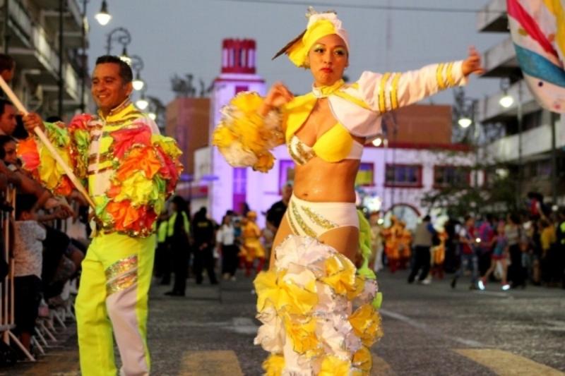 ¡No vienen las cubanas al Carnaval de Veracruz!