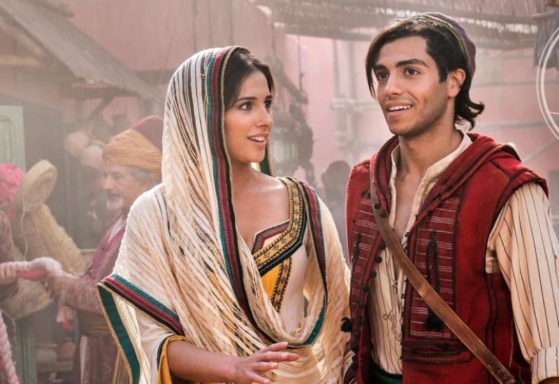 Aladdin te llevará a un ´mundo ideal´ con su nuevo tráiler #VIDEO