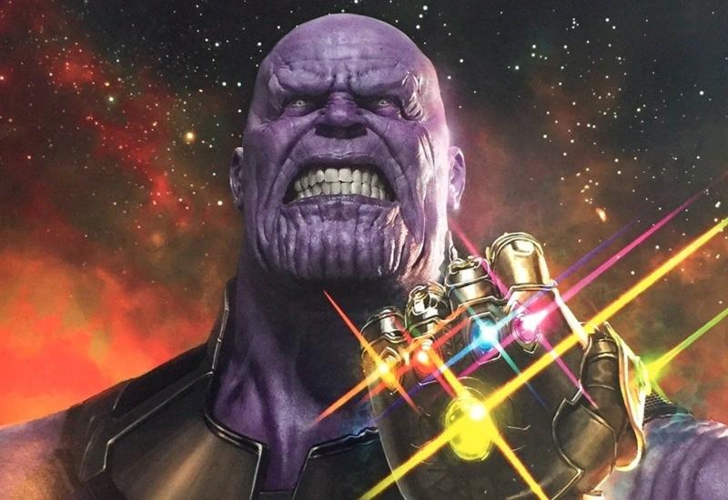 Se filtra la primera imagen de Thanos en Avengers EndGame #FOTO