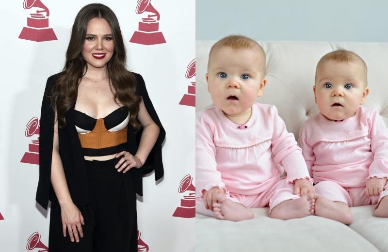 Joy, de Jesse & Joy, podría estar embaraza de ¡Gemelos!