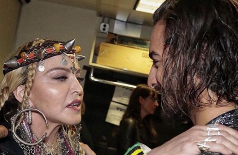 Comienza cuenta regresiva para Maluma y Madonna con 'Medellín' #FOTO