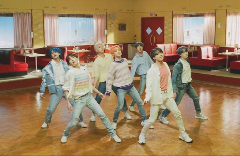 BTS se lleva el récord del video más visto en 24 horas en Youtube #VIDEO