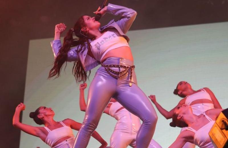 Rosalía vuelve a poner sabor en Coachella 2019
