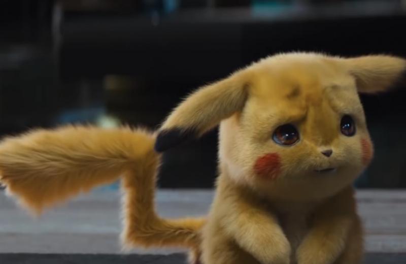 'Detective Pikachu' causa lágrimas con su nuevo avance #VIDEO