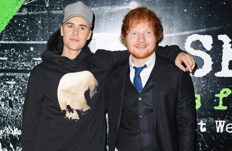 Justin Bieber estrena su canción junto a Ed Sheeran  #VIDEO
