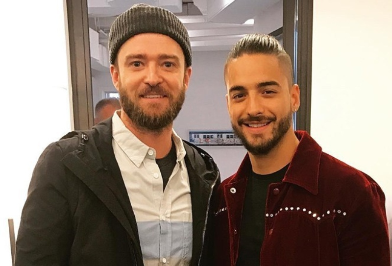 Maluma quiere a Justin Timberlake para hacer un dueto #VIDEO