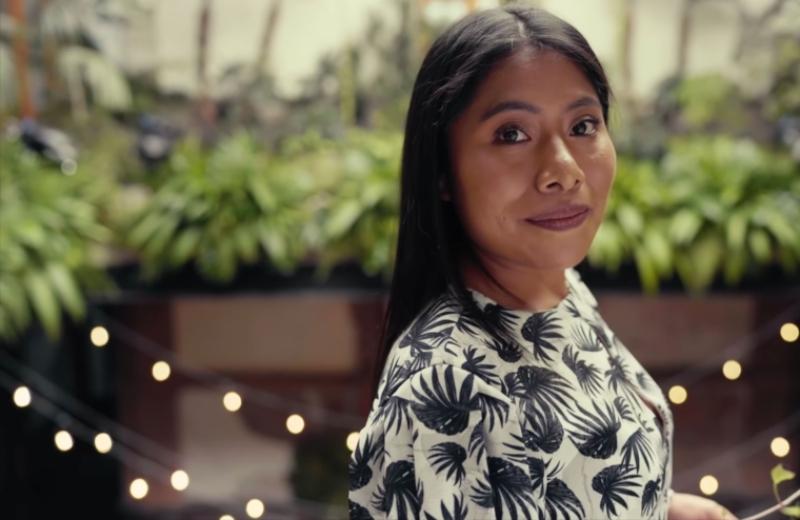 Yalitza Aparicio triunfa como imagen de 'La Guelaguetza 2019' #VIDEO
