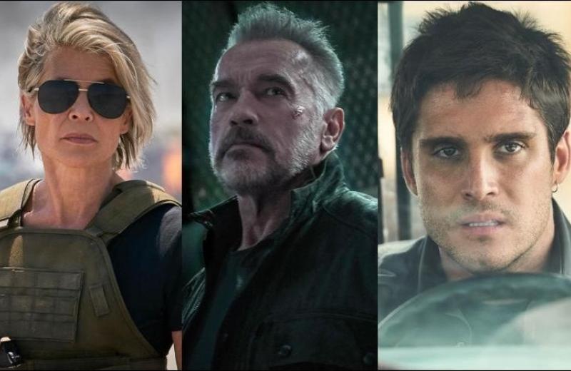 Estrenan el primer tráiler de Terminator: Dark Fate #VIDEO
