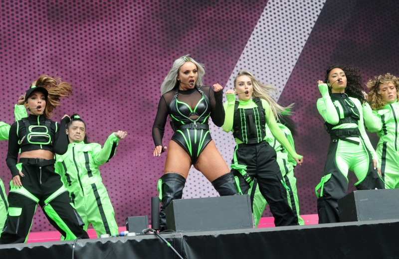 Little Mix impacta con su nuevo sencillo ´Steady are you ready´ #VIDEO