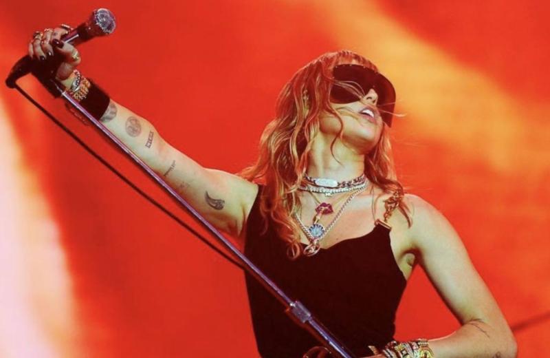 Miley Cyrus estrenará nuevo álbum #FOTO