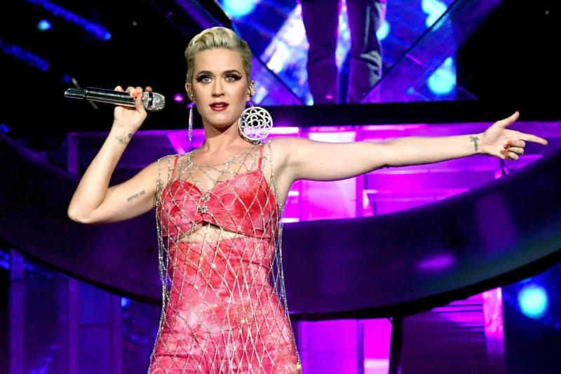 Katy Perry anuncia su nuevo sencillo ´Never Really Over´ #FOTO