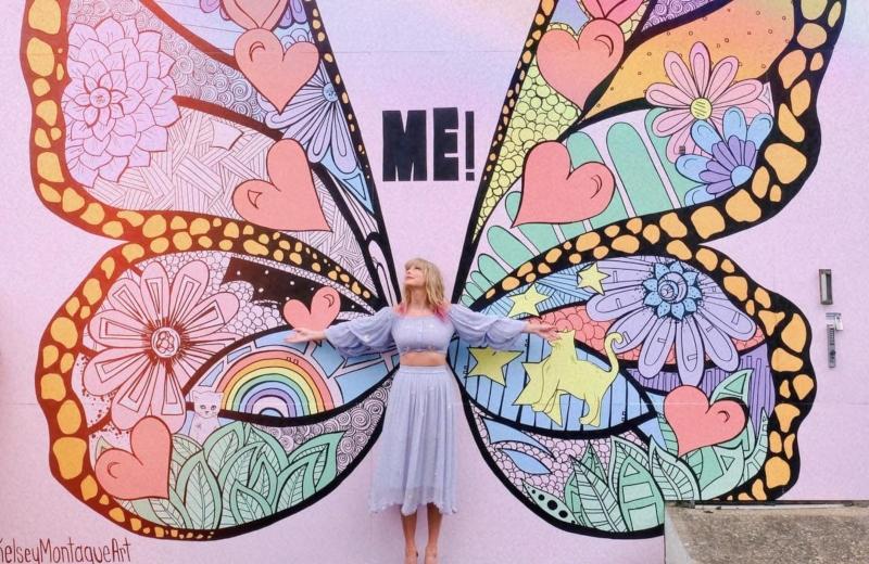 Fans crean teoría del nombre del próximo álbum de Taylor Swift