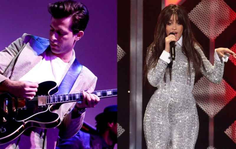 Camila Cabello estrena canción con Mark Ronson ´Find you Again´
