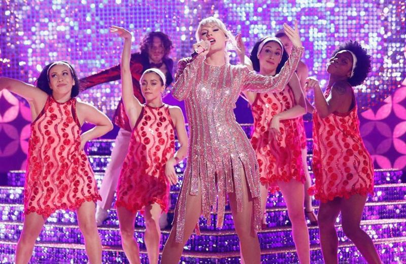 Taylor Swift confirma el nombre de su próximo álbum #FOTO
