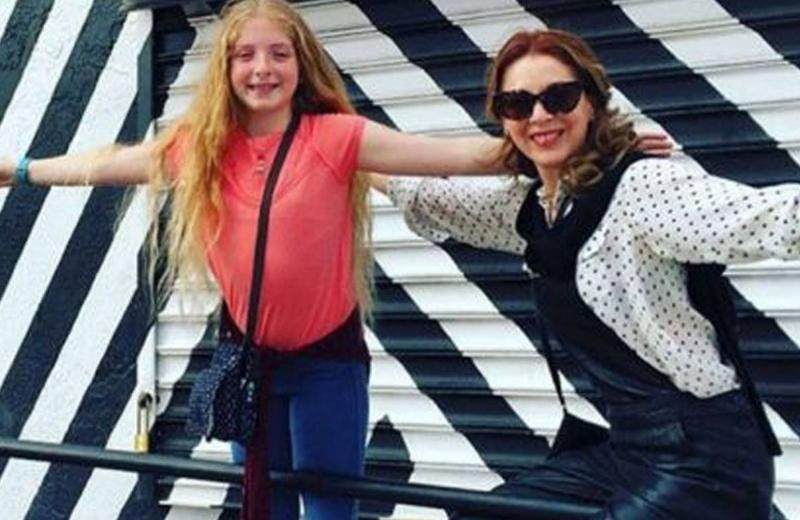 Hija de Edith González vivirá con esta persona #VIDEO