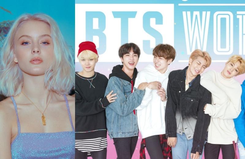 BTS estrena 'A Brand New Day' junto a Zara Larsson #AUDIO