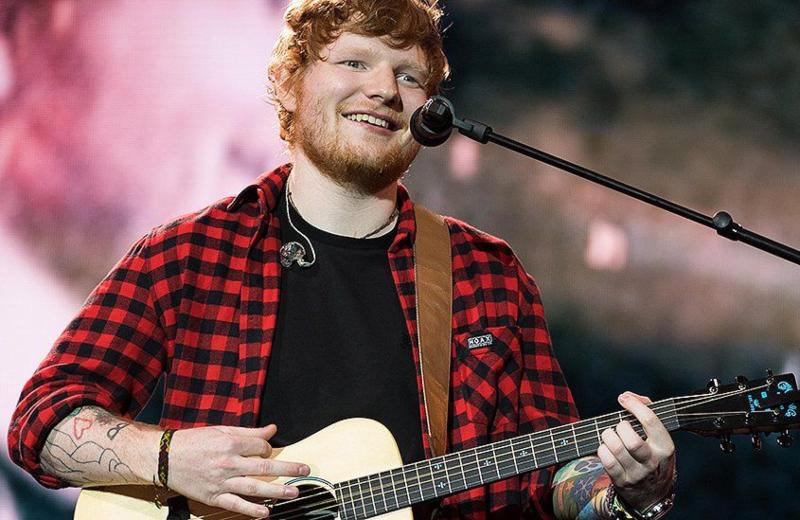 Ed Sheeran revela quienes colaborarán en su nuevo álbum #FOTO