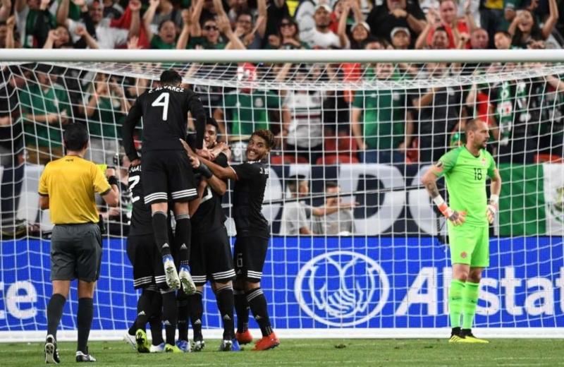 ¡México avanza a Cuartos de Final en Copa Oro 2019!