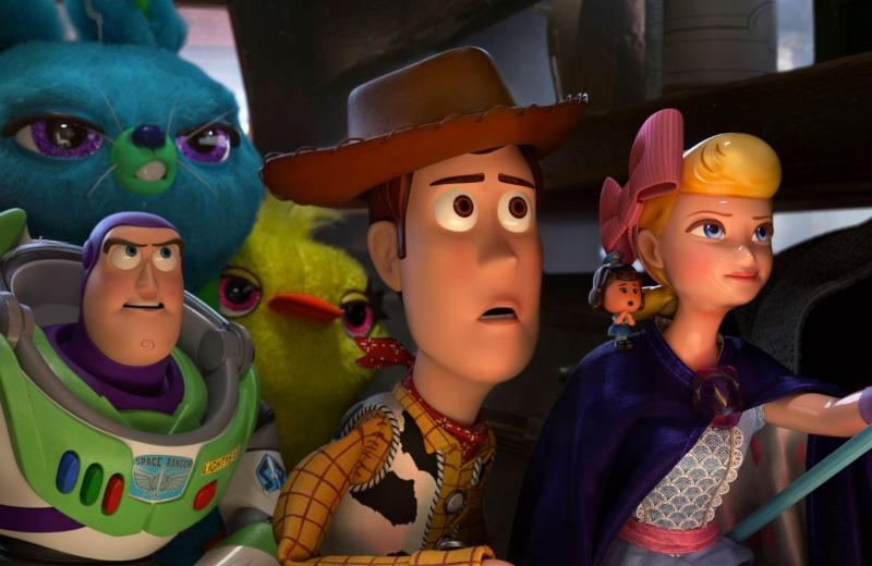'Toy Story 4' destroza toda la taquilla con su estreno