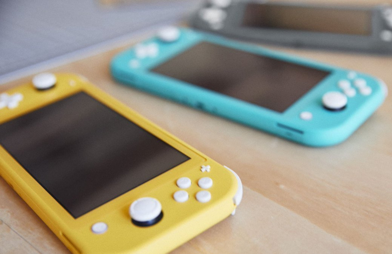 Lanzan versión barata del Switch: Nintendo Switch Lite #VIDEO