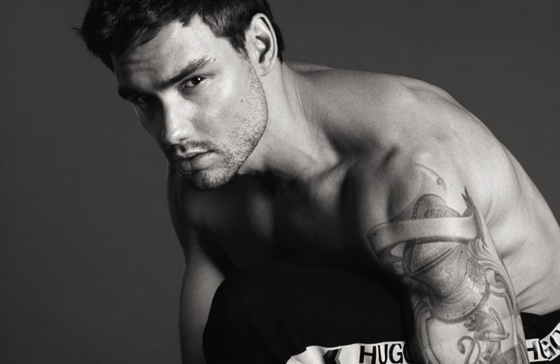 Liam Payne de One Direction presume su trasero al natural #FOTO