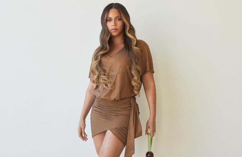 Beyonce llega como diosa a la premiere de ´El Rey León´ #FOTOS