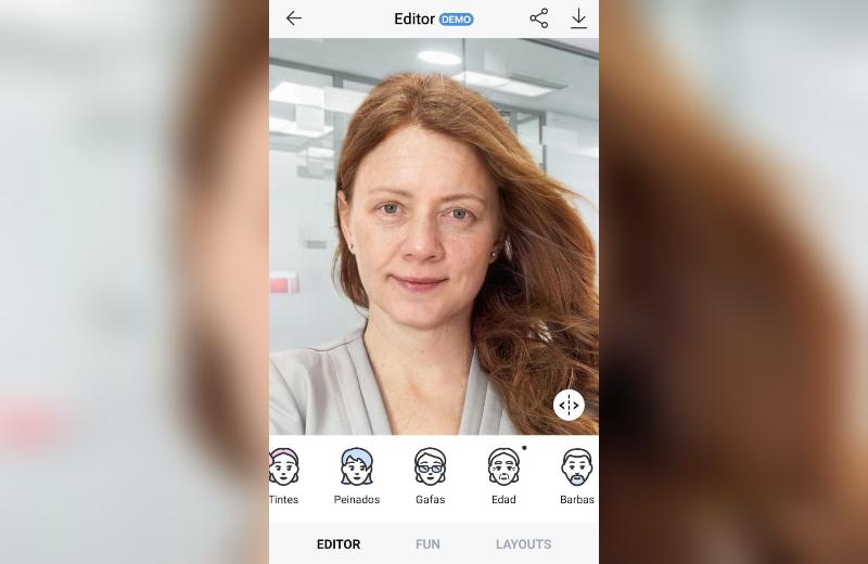 Así funciona FaceApp, la aplicación para saber cómo te verás de viejo