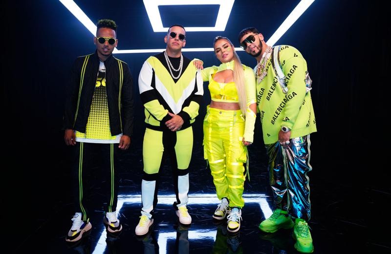 Anuel AA, Daddy Yankee, Karol G, Ozuna & J Balvin te llevarán a 'China' con su #VIDEO