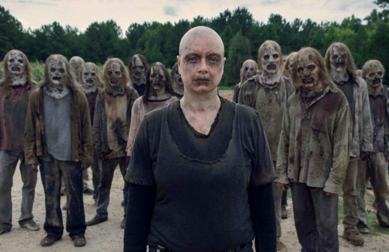 Estrenan primer avance de la décima temporada de 'The Walking Dead'  #VIDEO