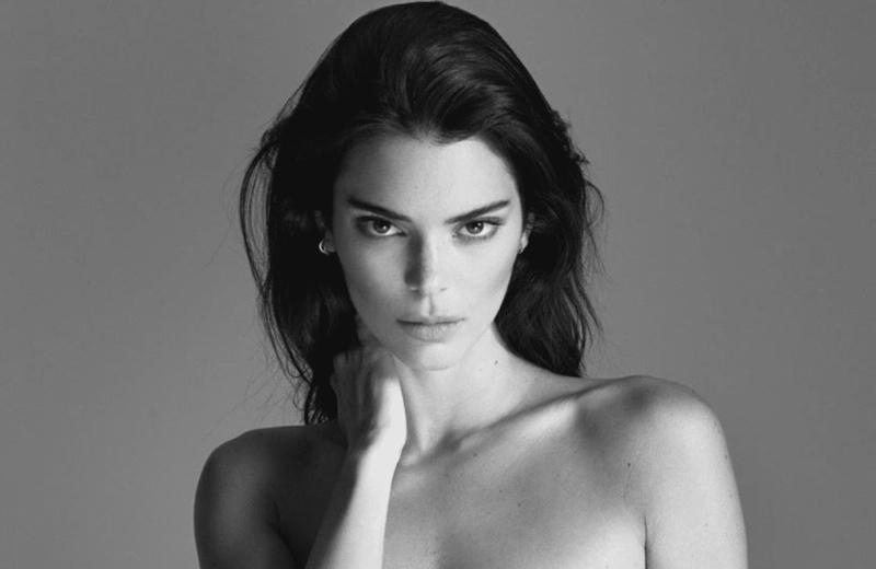 Kendall Jenner reta a la censura de Instagram #FOTO