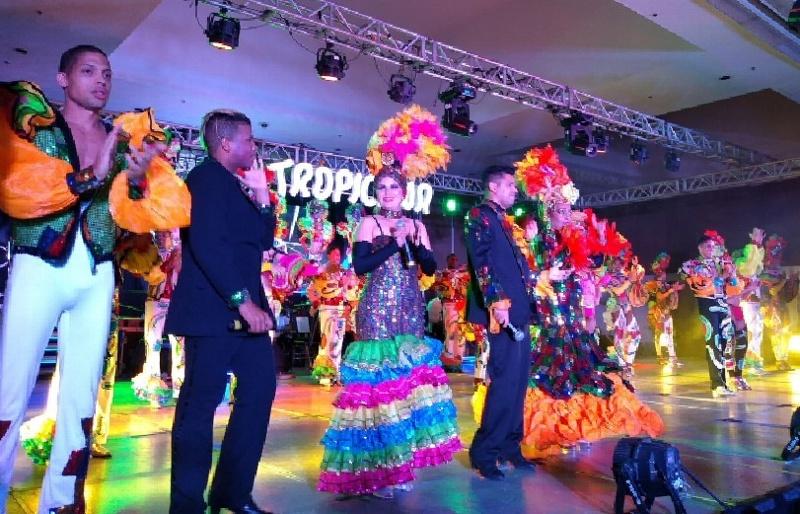 Llega la noche cubana a Veracruz con Cabaret Tropicana