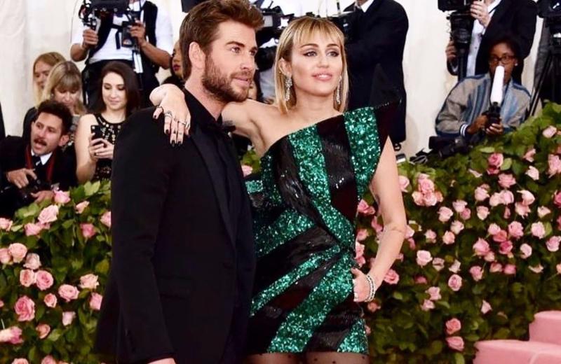 ¡Miley Cyrus y Liam Hemsworth se divorcian! #FOTO