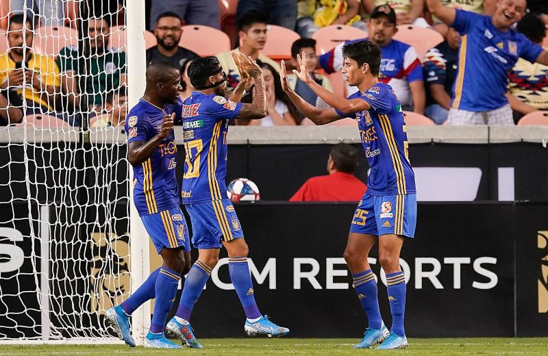 'Tuca' bromea sobre su victoria ante el América en Leagues Cup
