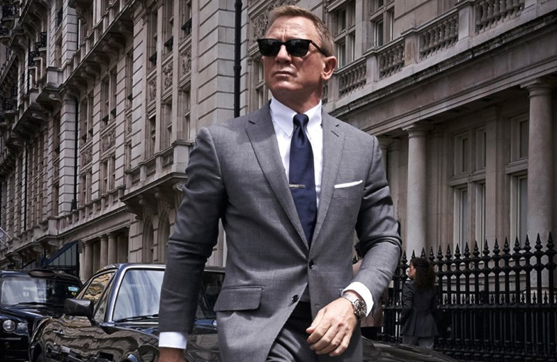 Ya! hay nombre oficial de la nueva película de James Bond #VIDEO