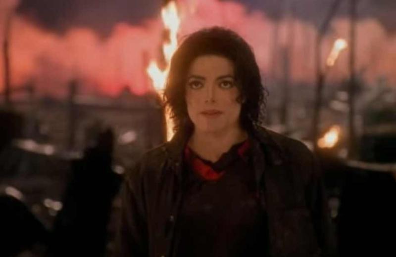 Michael Jackson podría haber predicho incendio del Amazonas #FOTO