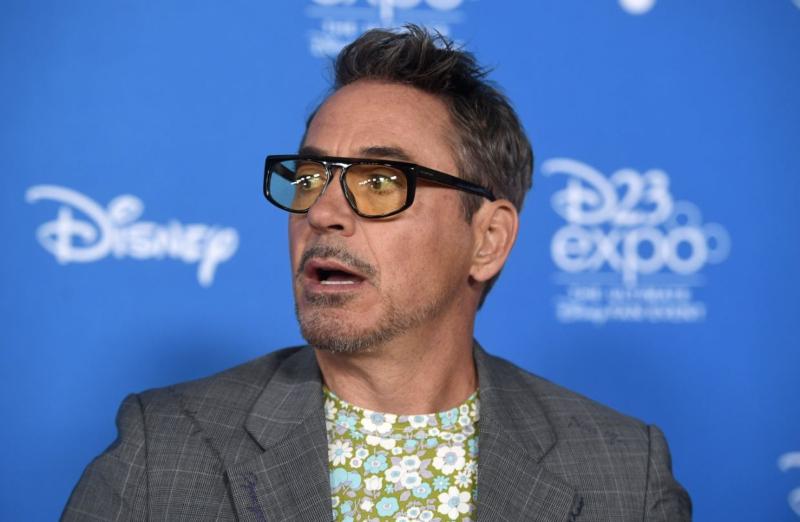 Robert Downey Jr. confiesa haber fumado 'María' en 'Disneyland'