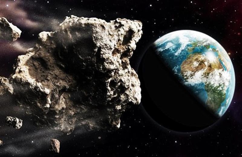 Asteroide pudo colisionar contra la Tierra este fin de semana #MEMES