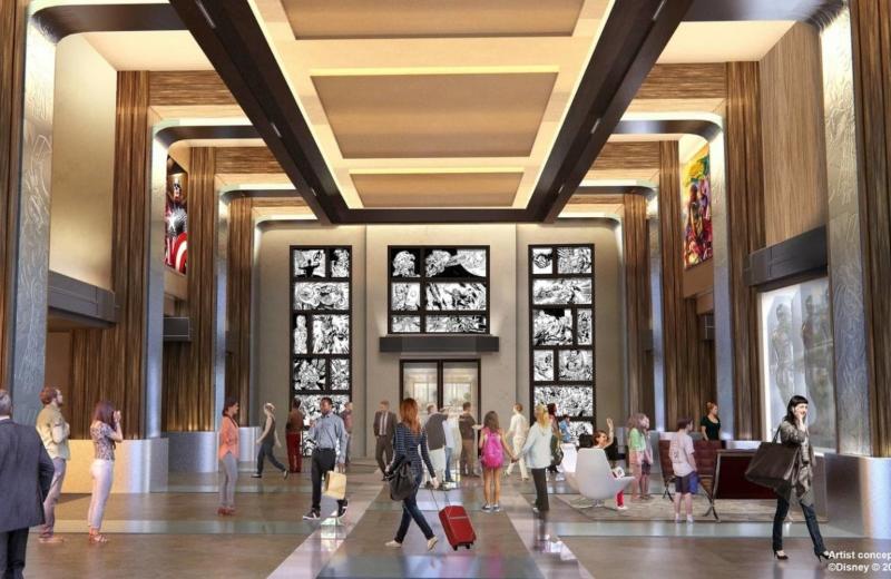 ¡Disneyland París abrirá hotel estilo Marvel!