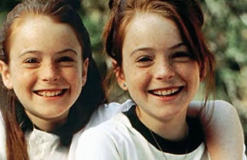 Annie y Hallie de 'Juego de Gemelas' cumplen años #FOTO