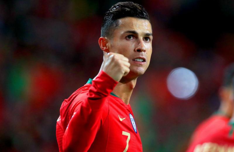 Cristiano Ronaldo llega a sus 700 goles #FOTO