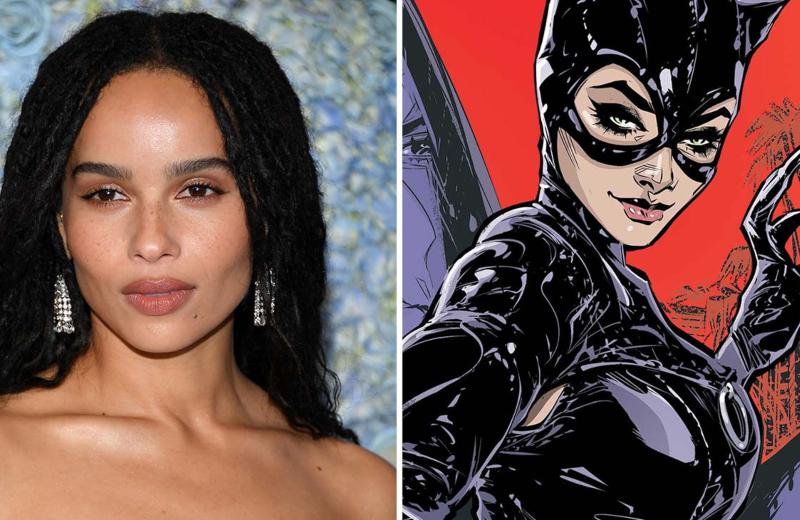 Zoe Kravitz será la nueva Gatúbela en 'The Batman'