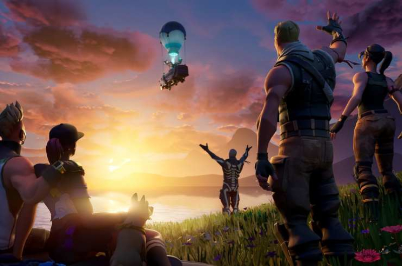 Fortnite regresa con su espectacular tráiler del capítulo 2 #VIDEO