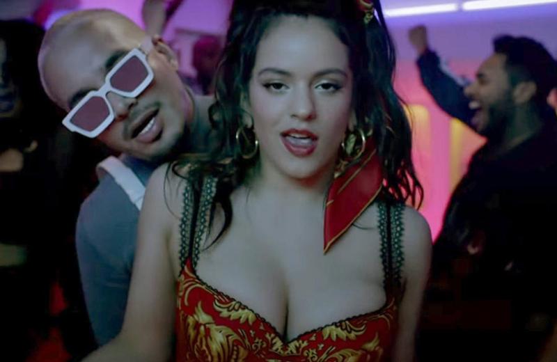 'La Rosalía' llega al billón de reproducciones en Youtube #FOTO