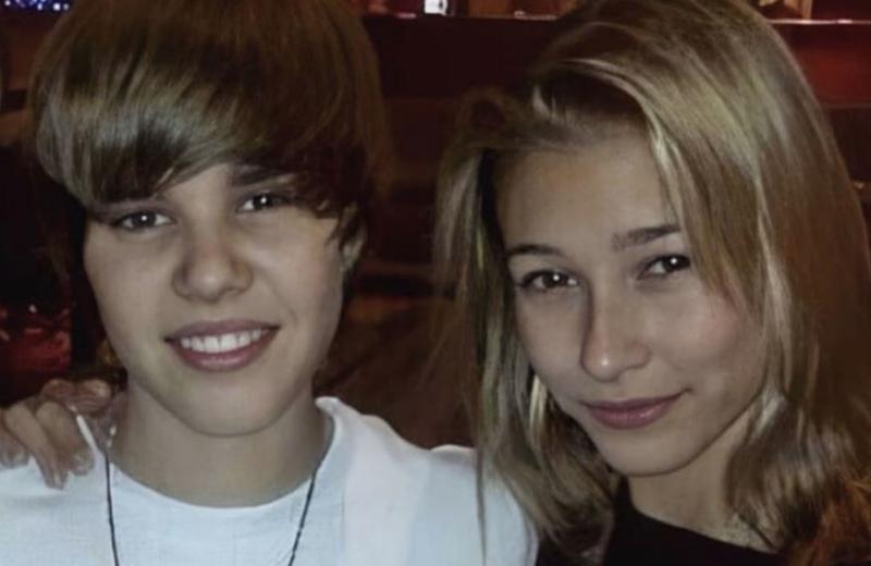 Este es el primer encuentro que tuvieron Justin Bieber y Hailey Baldwin #VIDEO