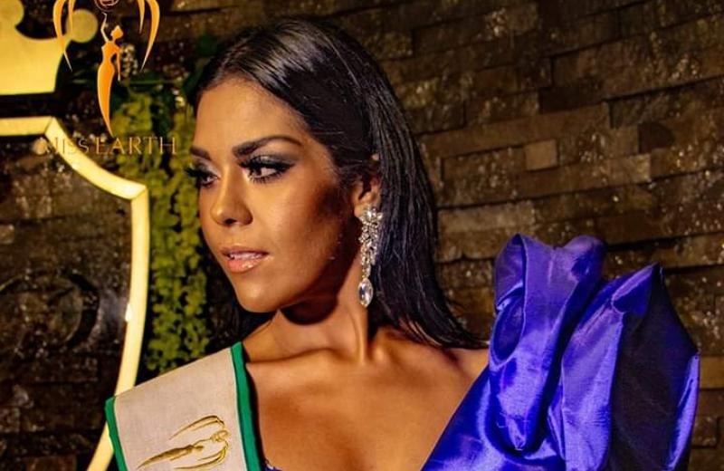 Ella es Alejandra García, Miss Earth Banderilla 2020
