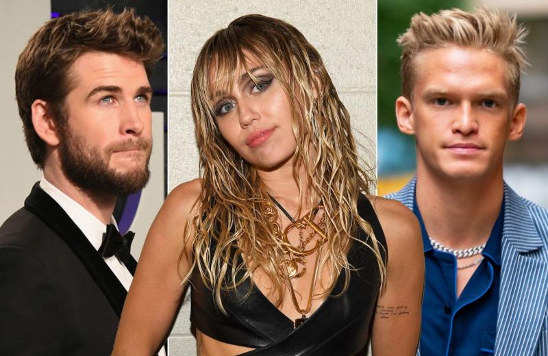 Miley Cyrus dice que 'hay muy buenos pit*s afuera' #VIDEO