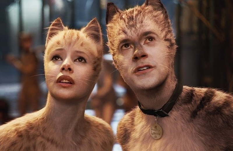 Revelan el segundo tráiler de ´Cats´ con Taylor Swift #VIDEO
