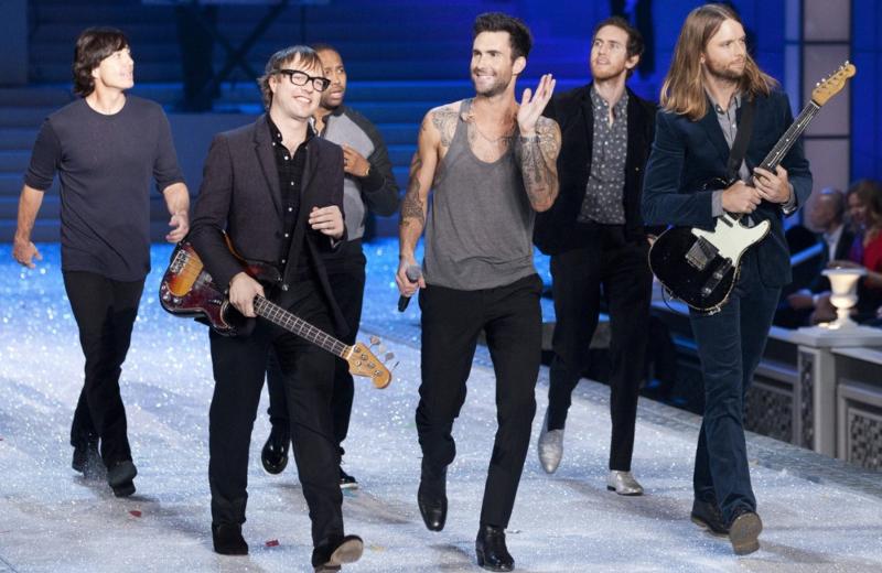 Maroon 5 regresará a México en 2020 #FOTO