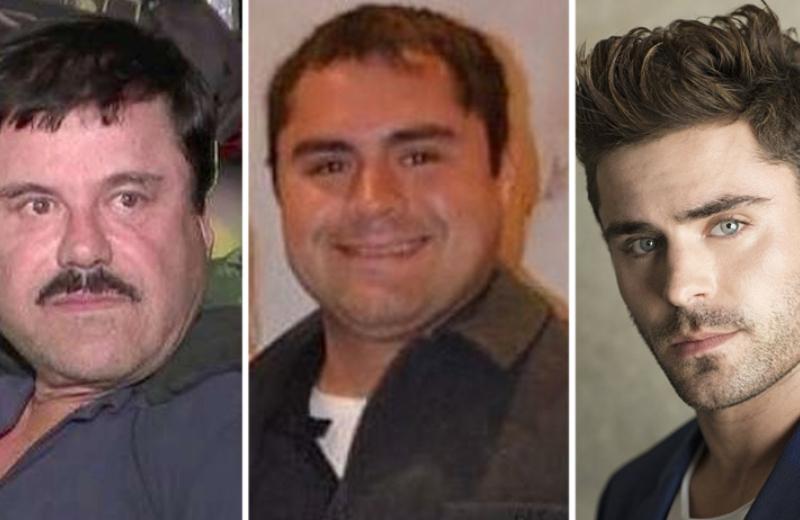 Internet enloquece con los #MEMES de ´El Chapo Efron´